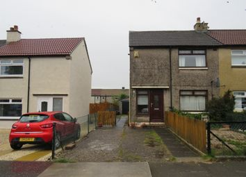Thumbnail 2 bed end terrace house for sale in Tinto Avenue, Kilmarnock