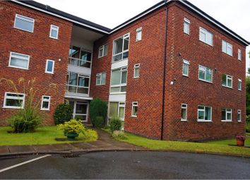 Thumbnail 1 bed flat for sale in Brocklehurst Way, Macclesfield