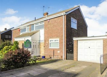 Thumbnail 3 bedroom semi-detached house for sale in Glendale Road, Middlesbrough, North Yorkshire