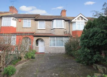 Thumbnail 3 bed terraced house for sale in Currey Road, Greenford