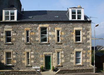 Thumbnail 2 bed flat for sale in Flat 6, 10 Castle Street, Port Bannatyne, Isle Of Bute