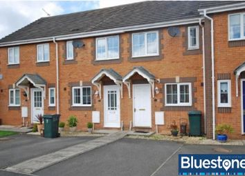 Thumbnail 2 bed terraced house to rent in Bluebell Way, Rogerstone, Newport
