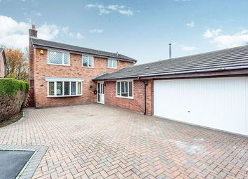 Thumbnail 4 bed detached house for sale in Greenacres, Fulwood, Preston