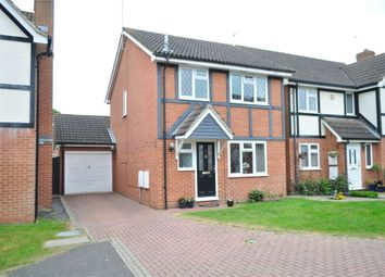 Thumbnail 3 bed detached house for sale in Turners Close, Staines Upon Thames, Surrey