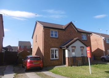 Thumbnail 2 bed property to rent in Leveret Close, Chellaston, Derby