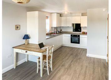 Thumbnail 1 bed flat for sale in Lymington Road, Highcliffe
