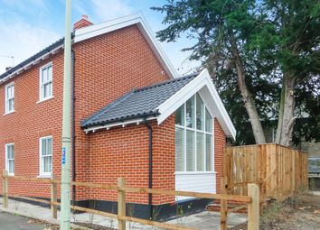 Thumbnail 2 bed detached house for sale in Norwich Road, Halesworth