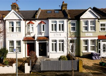 Thumbnail 3 bed terraced house for sale in Carlton Park Avenue, London