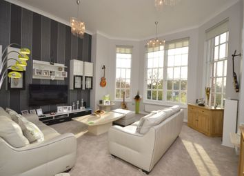 Thumbnail 3 bed flat for sale in Beningfield Drive, London Colney, St. Albans