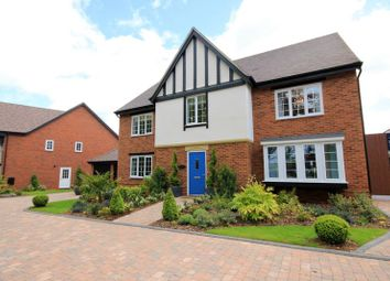 Thumbnail 5 bed detached house for sale in Wedgwood Drive, Barlaston, Stoke-On-Trent