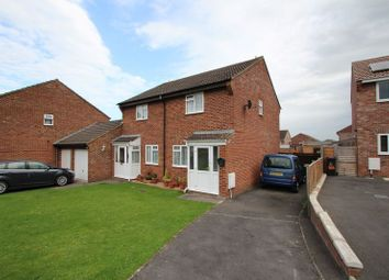 Thumbnail 2 bed semi-detached house for sale in Strode Road, Street