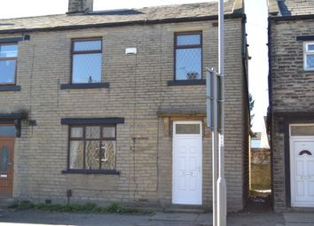 Thumbnail 2 bed terraced house to rent in Huddersfield Road, Wyke, Bradford