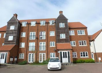 Thumbnail 2 bed flat for sale in Constable Court, Commercial Road, Dereham