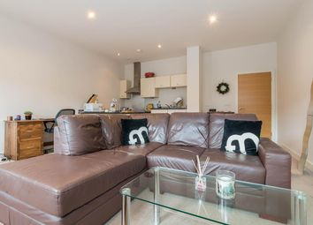 Thumbnail 1 bed flat to rent in Holliday Wharf, Waterfront Walk