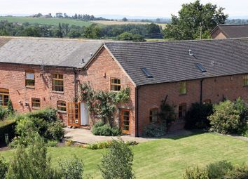 Thumbnail 3 bed barn conversion to rent in Cash Lane, Eccleshall, Stafford