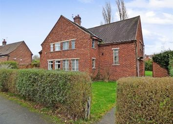 Thumbnail 3 bed semi-detached house for sale in Newall Crescent, Winsford, Cheshire