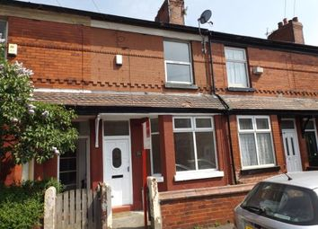 Thumbnail 2 bed terraced house for sale in Rushmere Avenue, Levenshulme, Manchester, Greater Manchester