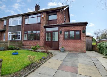 Thumbnail 3 bed semi-detached house for sale in Windermere Road, High Lane, Stockport