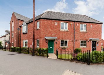 Thumbnail 3 bed semi-detached house for sale in High Street, Woodville, Swadlincote, Derbyshire