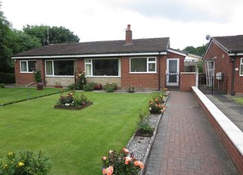 Thumbnail 1 bed semi-detached bungalow for sale in Clermont Avenue, Hanford, Stoke-On-Trent