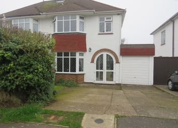 Thumbnail 3 bed semi-detached house for sale in Elm Grove, Maidstone