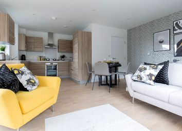 Thumbnail 1 bedroom flat for sale in Aston Street, London