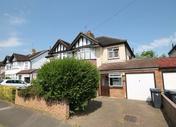 Thumbnail 3 bed semi-detached house for sale in Northcote Avenue, Surbiton, Surrey.