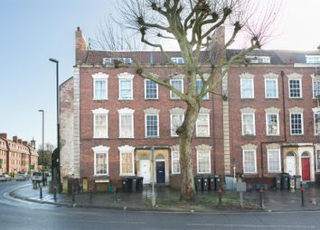 Thumbnail 1 bed flat for sale in Hotwell Road, Bristol