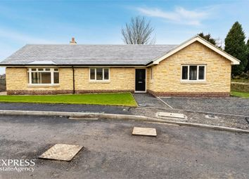 Thumbnail 3 bed detached bungalow for sale in Burnside, Thropton, Morpeth, Northumberland