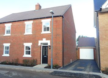Thumbnail 4 bed property to rent in Midsummer Grove, Great Denham, Bedford