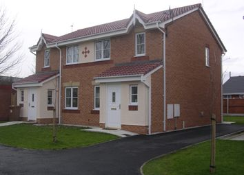Thumbnail 3 bed semi-detached house to rent in Telford Drive, St.Helens
