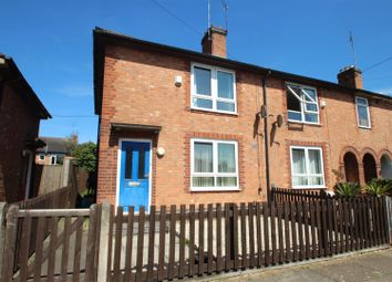 Thumbnail 2 bed town house for sale in Lothair Road, Leicester