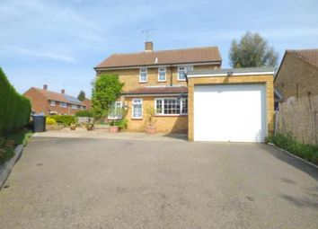 Thumbnail 3 bed end terrace house for sale in Coppice Close, Hatfield, Hertfordshire