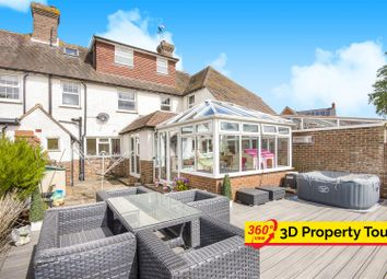 Thumbnail 4 bed terraced house for sale in Hailsham Road, Herstmonceux, Hailsham