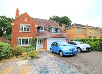 Thumbnail 4 bed detached house for sale in Shining Cliff, Hastings