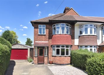 Thumbnail 3 bed semi-detached house for sale in Dukes Way, West Wickham
