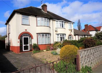 Thumbnail 3 bed semi-detached house for sale in Pendeford Avenue, Wolverhampton