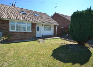 Thumbnail 4 bed semi-detached bungalow for sale in Eridge Road, Eastbourne