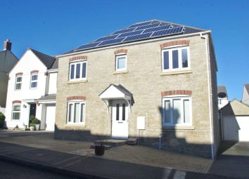 Thumbnail 4 bed detached house to rent in Hawkins Way, Helston