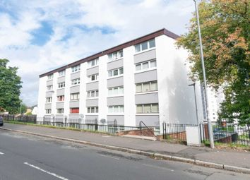 Thumbnail 2 bed flat for sale in Alice Street, Paisley