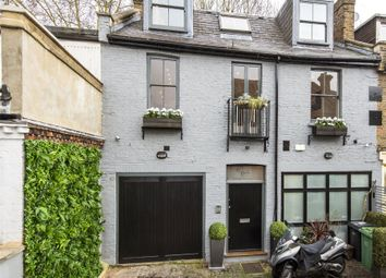 Thumbnail 3 bedroom end terrace house for sale in Eton Garages, Lambolle Place, Primrose Hill, London