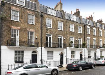 Trevor Street, Knightsbridge, London SW7. 5 bed terraced house for sale