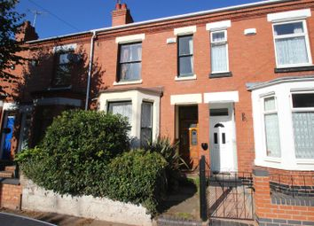 Thumbnail 3 bedroom terraced house for sale in Beaconsfield Road, Stoke, Coventry