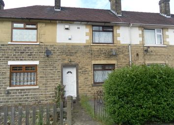 Thumbnail 2 bed terraced house to rent in Central Avenue, Bradford