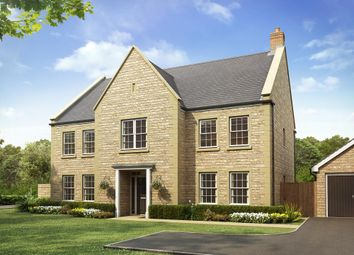 "Thumbnail 5 bed detached house for sale in ""Glidewell"" at Warminster Road, Beckington, Frome"