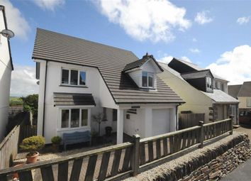 Thumbnail 4 bed detached house for sale in Bury Close, Warbstow, Launceston, Cornwall