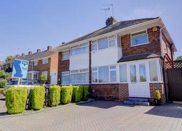 Thumbnail 3 bed semi-detached house for sale in Whitehill Lane, Northfield, Birmingham