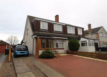 Thumbnail 3 bed semi-detached house for sale in 87, Drakies Avenue, Inverness