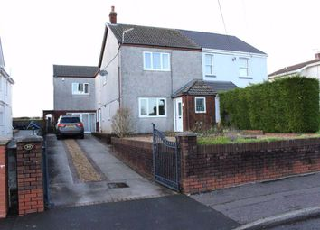 4 bed semi-detached house for sale in Gors Road, Penllergaer, Swansea SA4