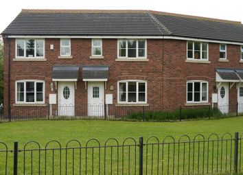 Thumbnail 2 bed town house to rent in Measham, Swadlincote, Derbyshire